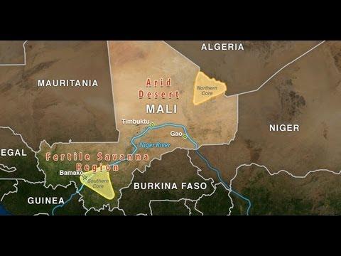 Mali's Geographic Challenge