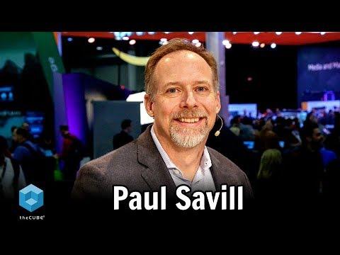 Paul Savill, CenturyLink | AWS re:Invent 2018