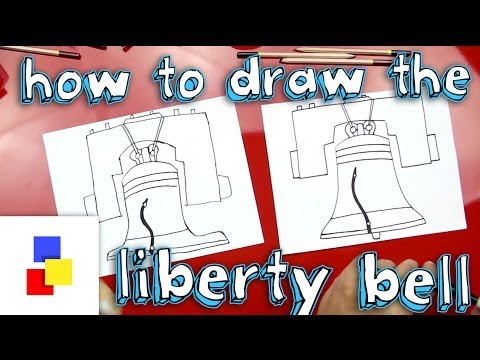 How To Draw The Liberty Bell