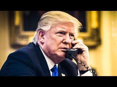 Desperate Trump Calls Into Alabama Radio Show to Back Loser Candidate