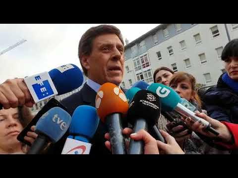 Juan Carlos Quer espera que se haga justicia y agradece la solidaridad
