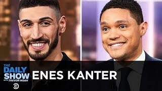 Enes Kanter - Leaving New York to Join the Portland Trail Blazers | The Daily Show