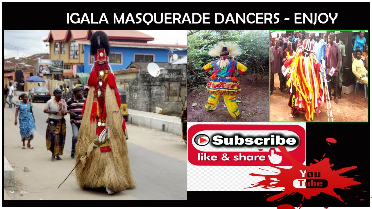 Download (Subscribe Please) Igala masquerades dance - enjoy watching
