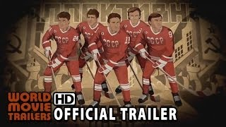 Red Army Trailer (2014) - Soviet Hockey Movie HD