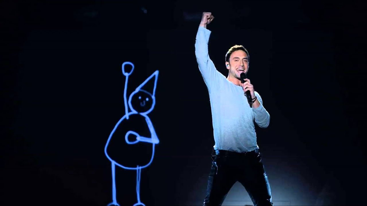 Måns Zelmerlöw - Heroes - Melodifestivalen 2016