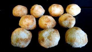2 INGREDIENT COCONUT MACAROONS