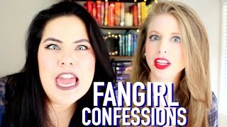 REACTING TO OUR EMBARASSING FANGIRL MOMENTS | Tashapolis & Xtinemay