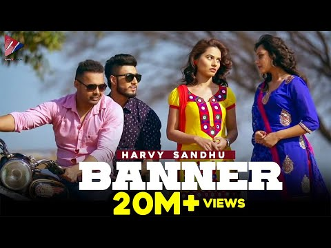 Harvy Sandhu Ft. G-TA | Banner | Latest Punjabi Song 2015