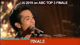 "Laine Hardy ""Jambalaya""(by Marc Williams)  | American Idol 2019 Finale"