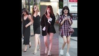 Street style cực chất của giới trẻ Trung Quốc đậm chất Đường Phố - TikTokApp