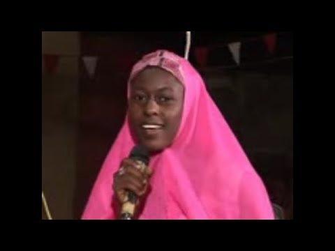 Download Kalli Sabuwar Kasidar Jaruma Nafisa Abdullahi ta Yabon ANNABI (SAW)