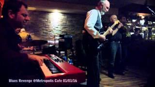 Sweet Alice blues (George Benson) Blues Revenge @ Metropolis Cafe