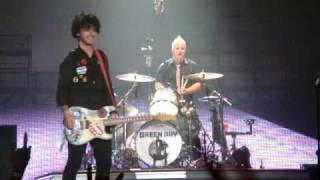 Green Day -Hitchin A Ride