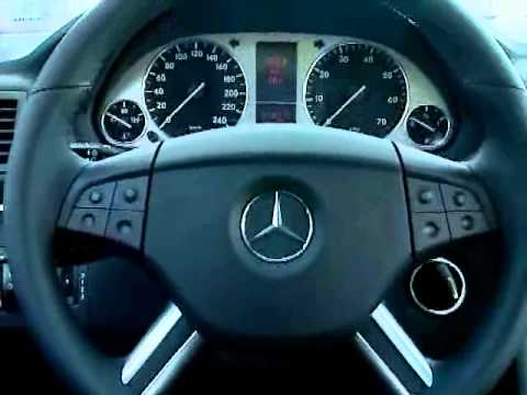 MercedesBenz B200 turbo  YouTube