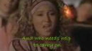 Cheetah Sisters karaoke instrumental