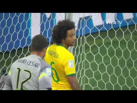 Brazil 3 - 1 Croatia / Fifa World Cup 2014 / From the memory