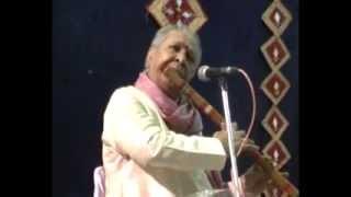 Padmabhushan Indian classical flautist Pt. Hariprasad Chaurasia Ji in Spic Macay Virasat 2014