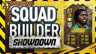 Fifa 20 Squad Builder Showdown Lockdown Edition!!! FIFA 15 GERVINHO vs FIFA 13 ESSWEIN!!!