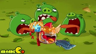 Angry Birds Epic: Final Cave 7 Forgotten Bastion Level 5 Friday Bottomless Challenge
