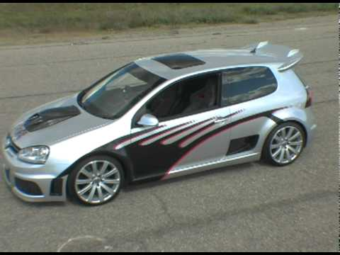 Fast and Furious 3: VW R32 - YouTube