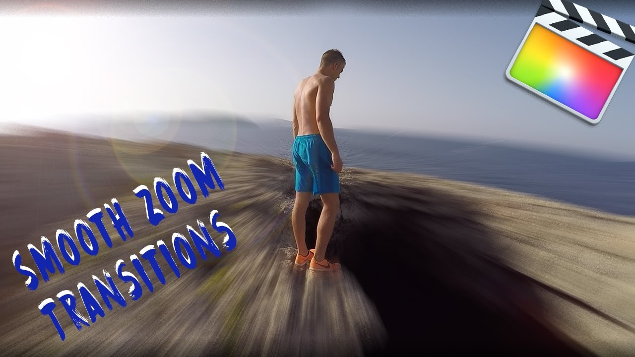 Smooth Zoom Transitions Final Cut Pro X Free Download 1k Views Youtube