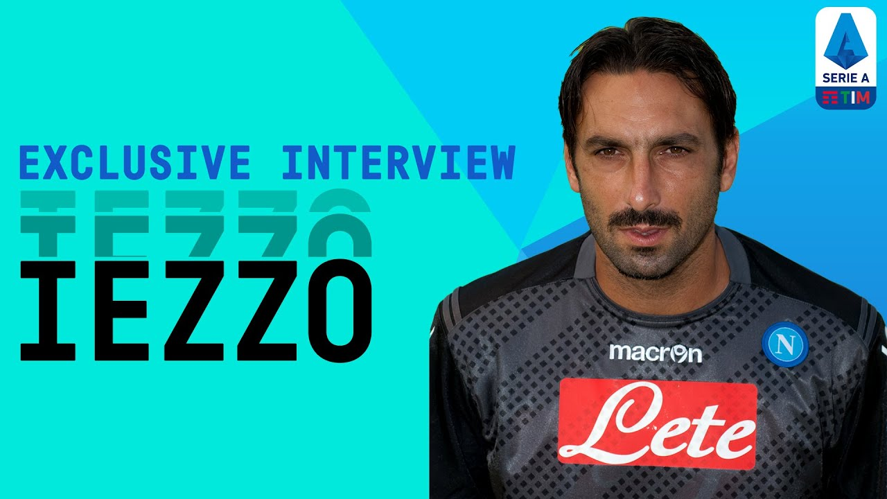 Gennaro Iezzo: born wearing football gloves | Exclusive Interview | Serie A TIM