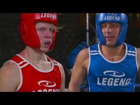 HARM VS TIM - FULL FIGHT
