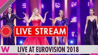 Eurovision 2018 Semi Final One LIVESTREAM