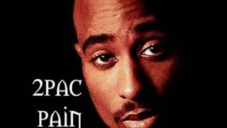 2Pac - Pain ft. Stretch Instrumental + Chorus