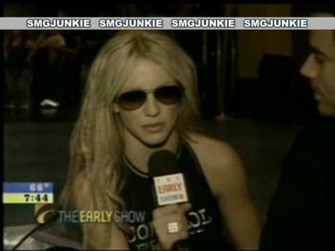 Britney Spears - Interview - Early Show 09/07/00