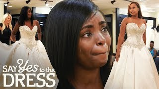 Shared Appointment Turns Ugly After Both Brides Want the Same Dress | Say Yes To The Dress Atlanta