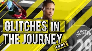 TOP 3 Biggest Mistakes/Glitches in THE JOURNEY FIFA 17