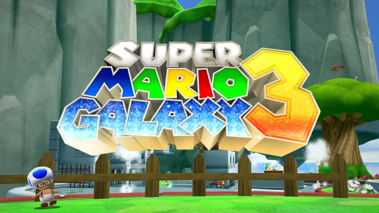 Super Mario Galaxy 3 Release Date Youtube