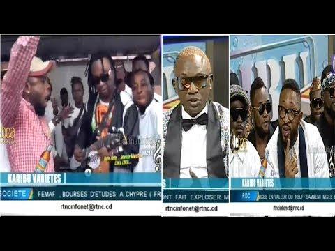 KARIBU : LOBESO atieli WERRA libaya, ELUMBE LUMBE esili, ADT de retour na KIN + GENERIQUE ya FERRE