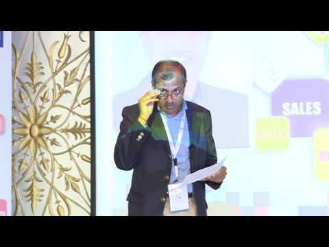 V C Vinod - 8th Annual Marketing & Branding Congress Week - 18th October 2016