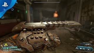 DOOM Eternal – Hell on Earth Gameplay Reveal Pt. 1 | PS4