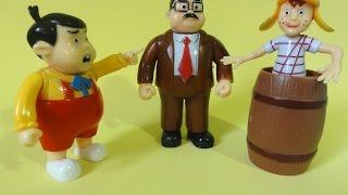 A TURMA DO CHAVES EL CHAVO DEL OCHO episodio 1 VAMOS BRINCAR
