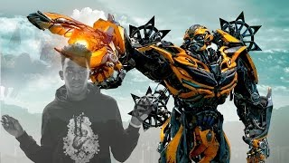 Desiigner Ad-Libs Transformers the Last Knight Trailer # 2