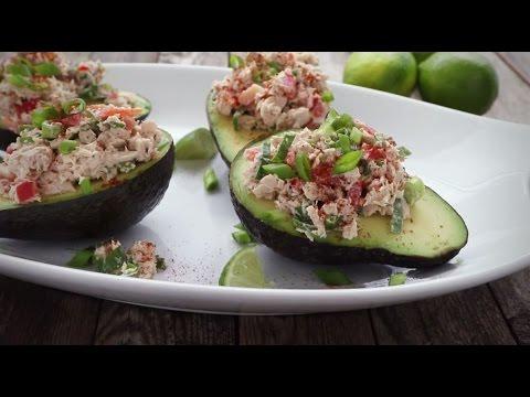 How to Make Tuna Stuffed Avocado | Summer Recipes | Allrecipes.com