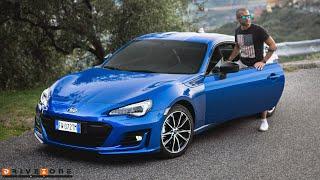 Subaru BRZ 2019 | Impara a guidare! [ Prova su strada ]