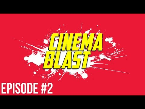 Early Wonder Woman Reviews, Venom movie, GOTG2, and more! - Cinema Blast Podcast Episode #2