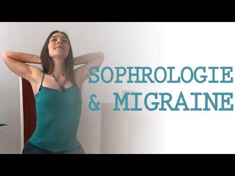 Sophrologie et migraine