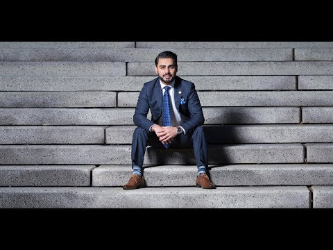 Entrepreneur Fahad Khan grows his business by investing in people