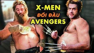 X-MEN ĐẠI CHIẾN AVENGERS