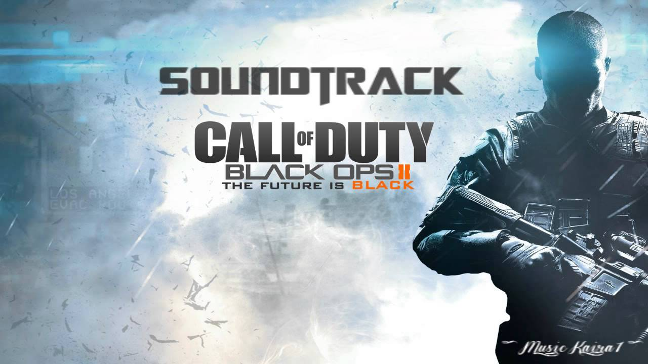 Call Of Duty Black Ops 2 Soundtrack - 48 Raul Menendez Theme (