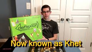 Board Game Review: Khet