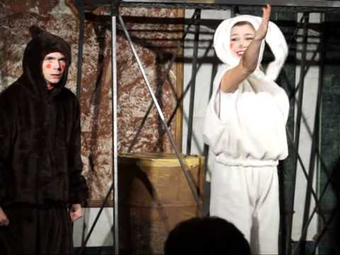 Ночь в театре 2013. г. Озерск