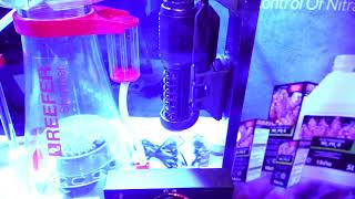 REDSEA show their latest products at Reefstock