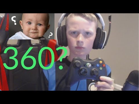 PLAYING FORTNITE ON XBOX 360?!