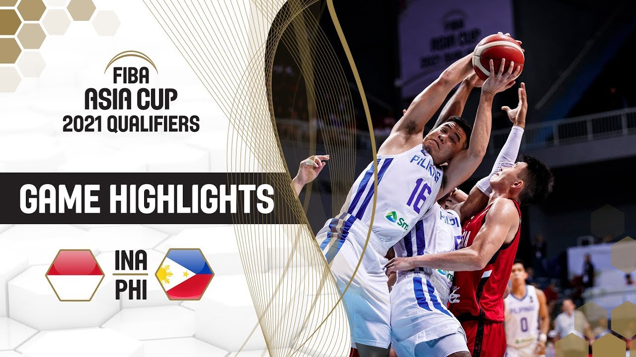 Indonesia v Philippines - Highlights - FIBA Asia Cup 2021